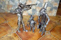 Kalviškos skulptūros