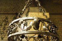 Kalviškas šviestuvas