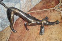 Kalviška skulptūra – taksas